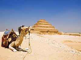 Full day visit to Memphis, Sakkara and Dahshour Pyramids