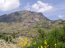 Unknown Pearl of Madonie Mountains from Cefalu