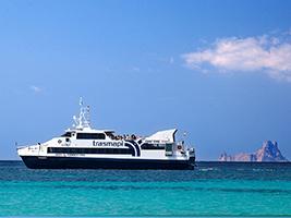 Ferry to Formentera