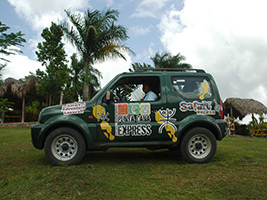 Punta Cana Express - jeep safari