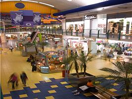 Entrada De Compras En Albrook Mall