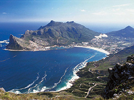 Cape Highlights Tour (combination Half Day Cape Peninsula and Half Day Winelands)