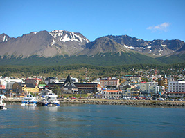 Ushuaia City Tour, Shared Service.
