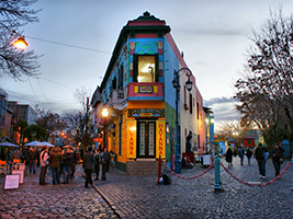 Classic Buenos Aires city tour