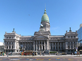 Buenos Aires City Walking Tour