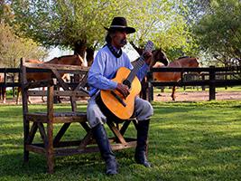 San Antonio de Areco and Ranch Tour