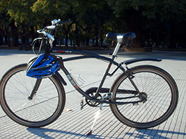 Buenos Aires bike hire