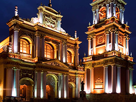 Salta City Tour (Shared Service)