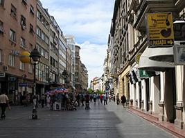 Sightseeing of Belgrade
