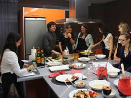 taller de cocina espa ola sabores barcelona costa de