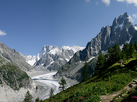 "Chamonix Mont-Blanc: Package Mer de Glace, Little Train and Lunch Included ""Classic Menu"""