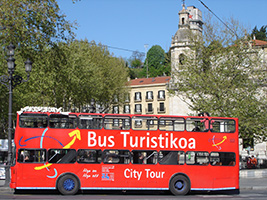 Bilbao Tourist Bus: from the Steel to the Titanium
