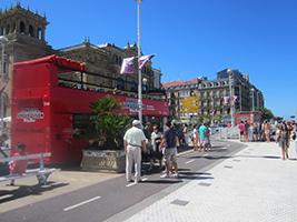 San Sebastián Tourist Bus