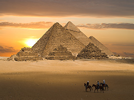 Overday Trip to Cairo from Hurghada by bus