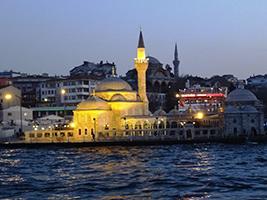 Asian side of Istanbul: Uskudar and Kadikoy