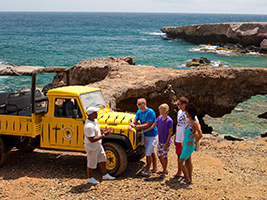 Private Tour Baby Beach Land Rover Safari Full Day