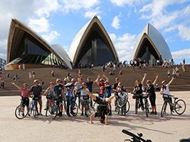 Sydney Bike Classic Tour