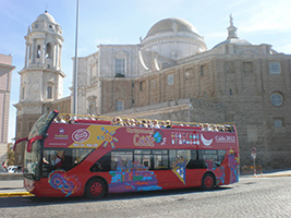 City Sightseeing Bus - Hop on-hop off