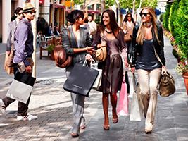 Las Rozas Village Shopping Day Experience