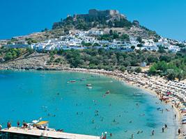 One day visit Rhodes