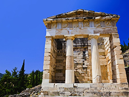 Two-day Delphi tour from Athens - A class