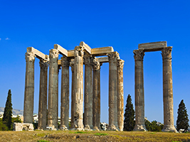 Apollo combination from Athens
