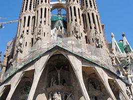 Tour La Sagrada Familia