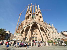 Entrada Sagrada Familia Tour — Acceso Rápido