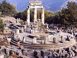 Delphi tour from Athens - Private