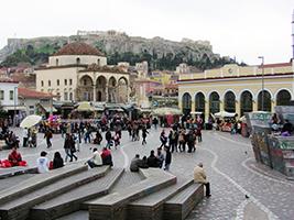 Greek markets tour - Private