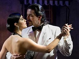 Tango El Viejo Almacen Dinner Show