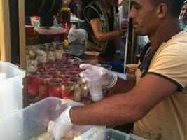 Food-focused tour of Istanbul