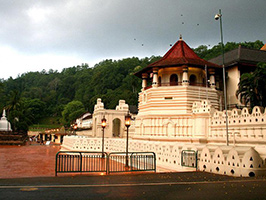 Full Day Kandy City Tour