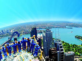 Full Day Skywalk At The Sydney Tower Eye With 4D Experience