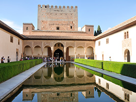 Visit to Alhambra, Generalife and Science Park