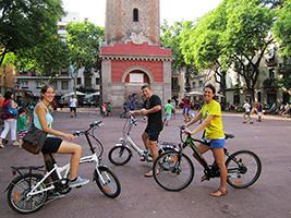 5 Neighbourhood, E- bike Tour