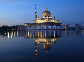 Putrajaya and Heritage Park