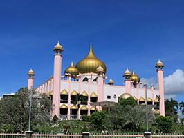 Half Day Kuching City And River Tour