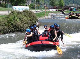 Parc del Segre Open Kayak