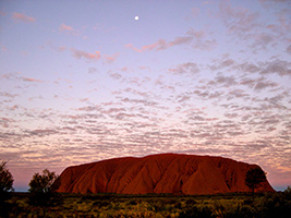 Evening Uluru Sunset Tour