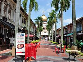 East coast and Changi tour
