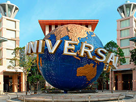 Universal Studio - One Day Pass with transport