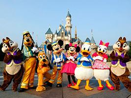 Hong Kong Disneyland Tour Package