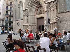 Gothic and the Catedral of the Sea