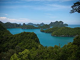 Angthong National Marine Park By Speedboat