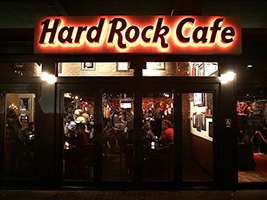 Hard Rock Cafe Excursions à Cleveland - OH