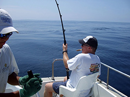 Dubai fishing trip