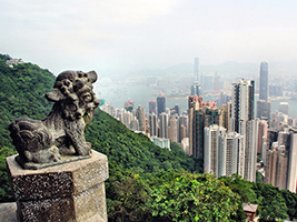 Hong Kong Island deluxe tour