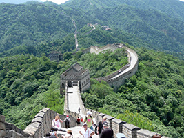 Full Day The Last Hurdle Tour; Mutianyu Great Wall And Exterior View Of Olympic Venues