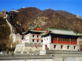 Full Day Private Tour to Juyongguan Great Wall, Dingling Tomb and Sacred Way
